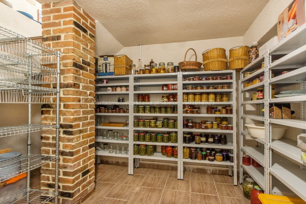 warszawa instalacja meble do magazynu kuchennego