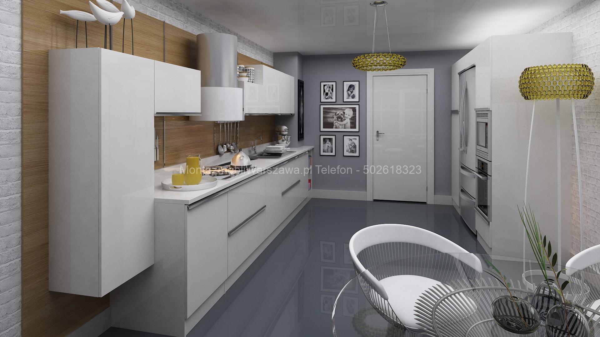 warszawa instalacja meble kuchenne