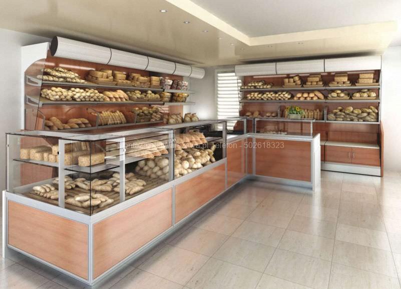 warszawa instalacja mebli dla piekarni