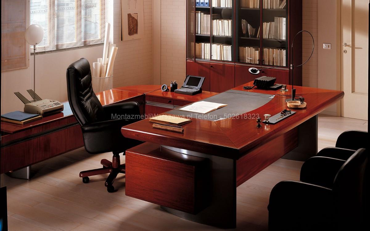 warszawa skręcanie mebli dla biur