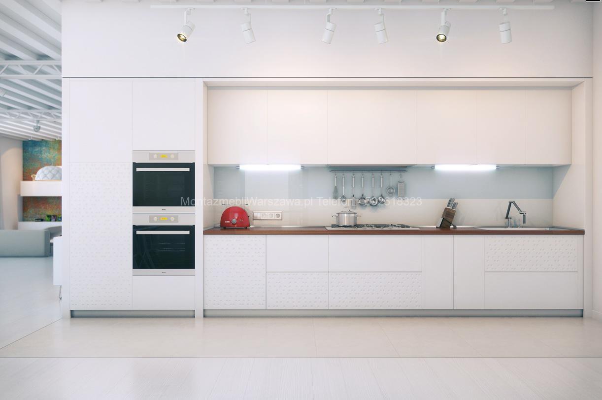 warszawa skręcanie mebli kuchennych