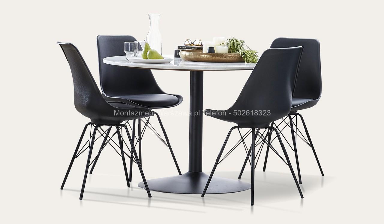 warszawa składanie montaż krzeseł