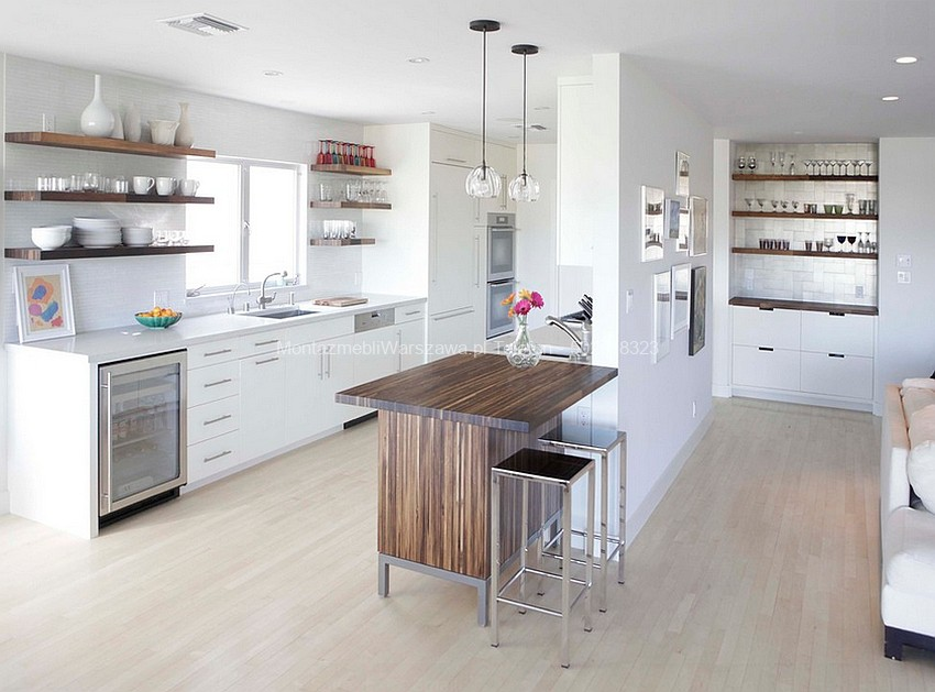 warszawa montaż kuchni montaż mebli kuchennych