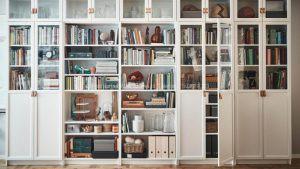 Półki pokojowe IKEA