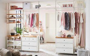 Szafy pokojowe IKEA