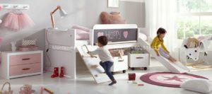 podwojne lozko dzieciece