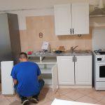 kuchnia montaz