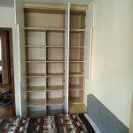 montaz szafy do sypialni